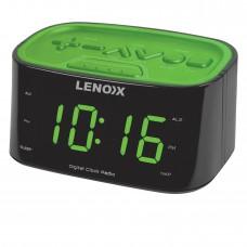 Smartphone-Charging Clock Radio