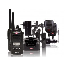 TX6160TP 5 Watt IP67 UHF CB Handheld Radio - Twin Pack