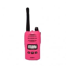 TX6160XMCG 5 Watt IP67 UHF CB Pink Handheld Radio