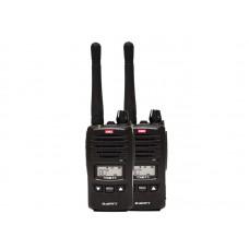 TX677TP 2 Watt UHF CB Handheld radio - Twin pack